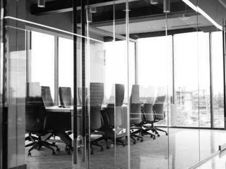 Möbliertes Büro in begehrter Lage zu vermieten!