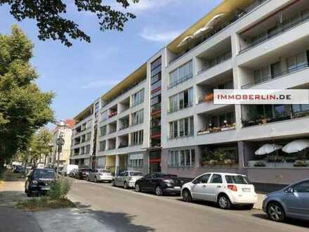 IMMOBERLIN: Schöne vermietete Wohnung mit Westterrasse