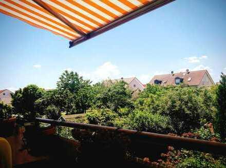 Traumhafte, moderne und hochwertige 3-Zim.-Wohnung in TOP-Lage von Kirchheim-Heimstetten RESERVIERT
