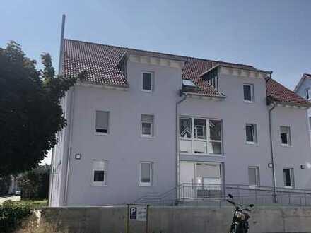 Neubau * Erstbezug * 3-Zimmer-EG-Wohnung mit Balkon in Neustetten Remmingsheim, Tübingen (Kreis)