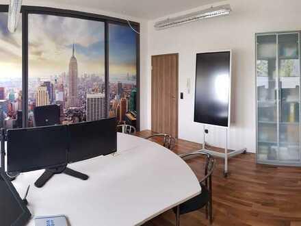 Büro- und Konferenzflächen ab 25,5m² Fläche, auch kurzfristig