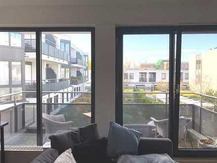 Schöne Balkonwohnung im nördlichen Stadtbereich!