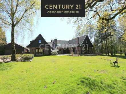 Grandioses Anwesen mit Naturpool in super Lage von Bad Bentheim