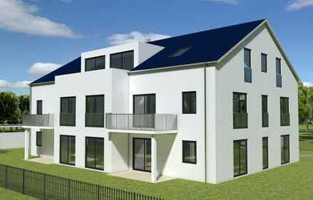 Neubau - 3 Zimmer Eigentumswohnung mit Garten