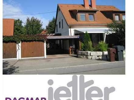 Doppelhaushälfte in Balingen-Frommern zur Miete!