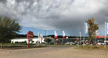 Attraktives Einkaufszentrum in Bad Frankenhausen mit sehr guter Rendite in Top-Zustand