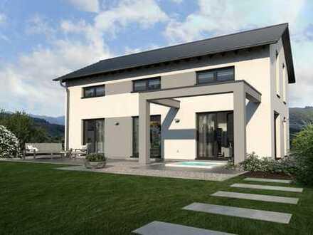 Haardt-Blick-Grundstück und Energieeffizienz mit Okal KFW 55 Neubau