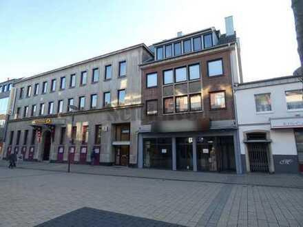 Wesel - 268m² modernes Ladenlokal mit Vkfl. 185m² hochfrequentierte 1A-Lauflage der Fußgängerzone