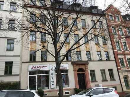 Gemütliche 1-Raum-Wohnung im zentralen Chemnitz