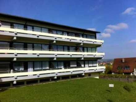 Bad Rodach, Appartement im Haus Kurring 4 im EG, Südwestseite