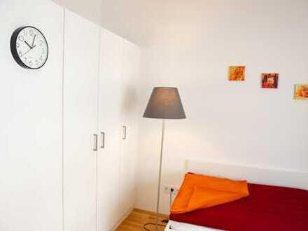VOLL möbl. Apartment für 1-6 Monate mit KVR ANMELDUNG! inkl. INTERNET, STROM