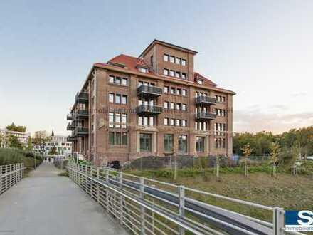 Mieten im Magazingebäude - Wohnen in historischem Ambiente