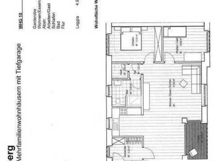 750 € - 82 m² - 3.0 Zi.