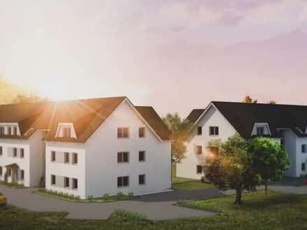 Erstbezug: Tolle Maisonettewohnung mit Terrasse und kleinem Garten