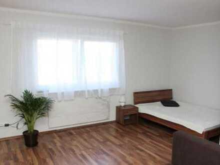 Gepflegte 1-Raum-Wohnung mit Einbauküche in Altlußheim