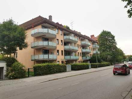 Lange gesucht - endlich gefunden - Solide Kapitalanlage mit Balkon und Loggia