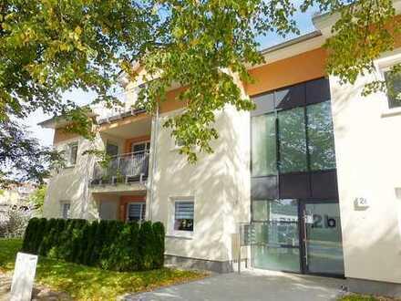 Bild_ERSTBEZUG! Exklusive 4-Zimmer-Wohnung mit EBK, Balkon, Fahrstuhl und Stellplatz