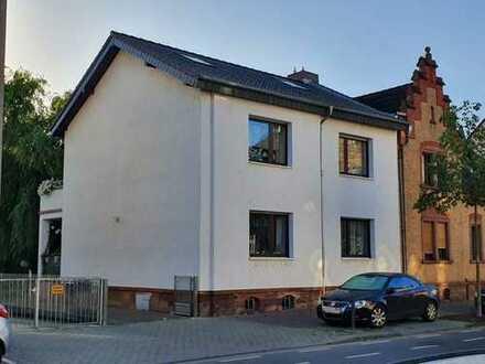 Attraktives 1-2 Familienhaus mit schönem Grundstück in guter Lage von Fechenheim