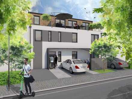 5 Zimmer Maisonette Wohnung mit ca. 90qm Garten