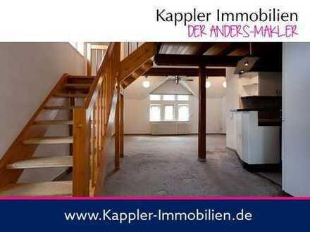 2 Zimmer-Maisonette-Wohnung mit Charme I Kappler Immobilien