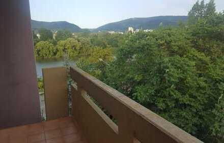 Exklusive, gepflegte 4-Zimmer-Wohnung mit Balkon und Einbauküche in Heidelberg