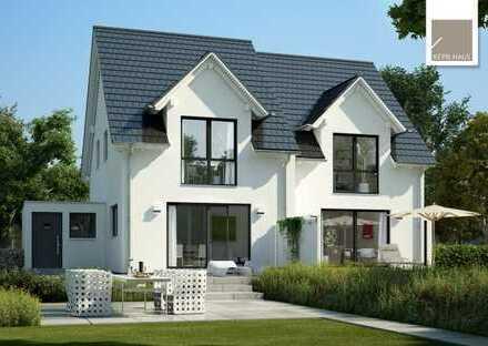 Doppelhaus auf über 1.000m² am Rande von Weixdorf