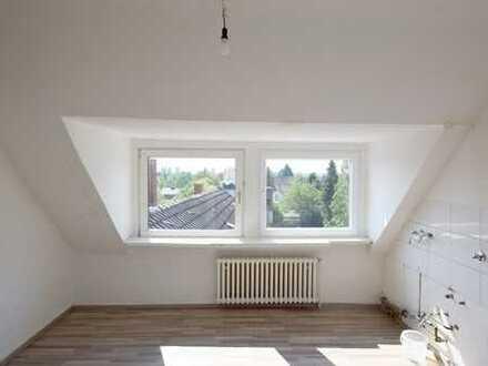 Dachgeschoss mit Platz für die Familie und zwei Bädern!