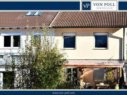 Doppelhaushälfte auf großem Grundstück in ruhiger Lage in Unterhaching