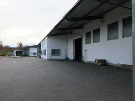 Lager-/Logistikfläche -beheizbar - D-93354 Siegenburg // sehr gute Verkehrsanbindung A93/B299