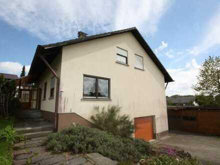 Freistehendes Wohnhaus in Hossingen