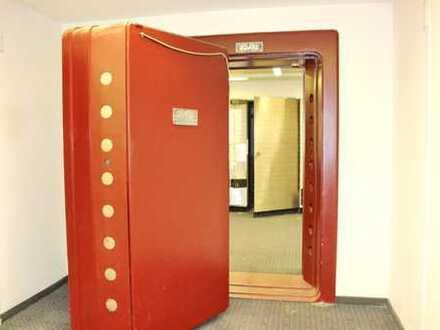 Barrierefreie Verkaufs- und Büroräume mit 370m² frei gestalbarer Hauptfläche
