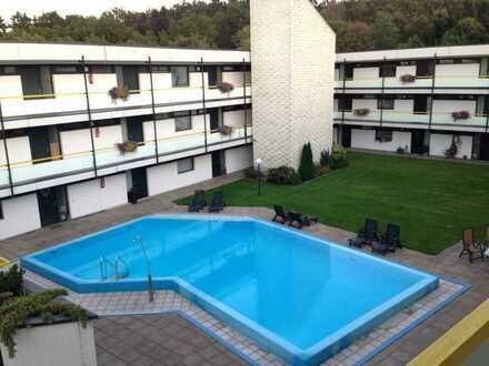 1-Zimmer-Apartment direkt am Möhnesee
