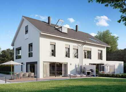 E & Co. - Projektion / Planung einer Doppelhaushälfte mit 195qm Wohnfläche