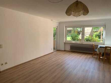 Schöne & ruhige 2-Zimmer-EG-Wohnung mit Lodgia in Landau - provisionsfrei -