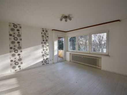 DU-Röttgersbach! Ideal geschnittene 3-Zimmer-Wohnung mit Balkon