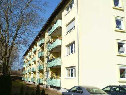 Erstbezug nach Sanierung: ansprechende 4-Zimmer-Wohnung mit Balkon in Schweinfurt
