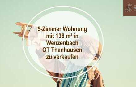 Großzügige 5-Zimmer Wohnung in Wenzenbach OT Thanhausen