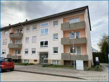 Vermietete 2- Zimmer Dachgeschosswohnung in Karlsruhe-Daxlanden! **provisionsfrei**
