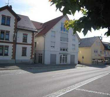 Großzügige Dachgeschosswohnung im Herzen von Bad Schussenried