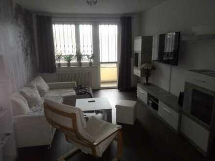 Schöne 2-Zimmer-Wohnung mit Balkon in Walther-Rathenau-Straße, Neuruppin
