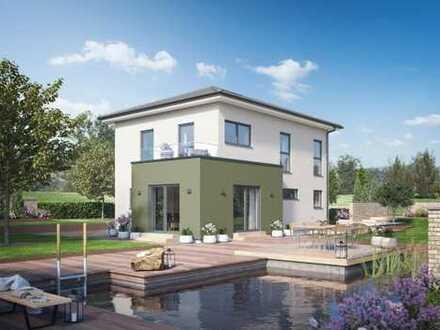 Individ. Neubau auf Grundstück am Rande der Kernstadt Idstein - Exklusive Lage