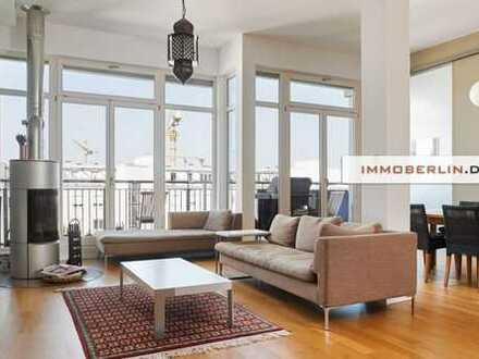 IMMOBERLIN: Toplage! Lichtdurchflutete Wohnung mit Sonnenterrassen