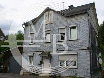 Einfamilienhaus zum kleinen Preis !!