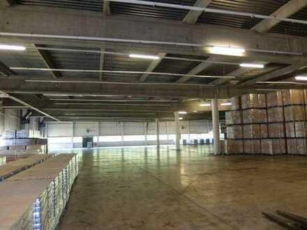 21_VH3627 Lagerhalle mit Rampe / Regensburg-Haselbach