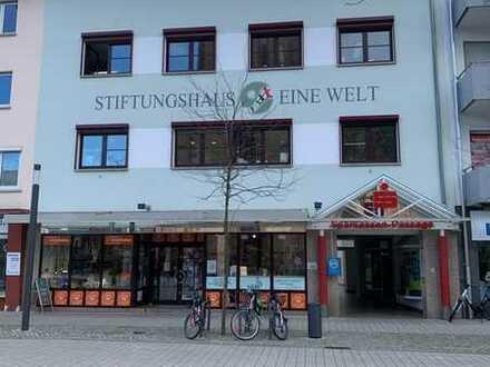 Erstklassige Kapitalanlage - RESERVIERT - Top Geschäftshaus in bester Citylage von Viernheim