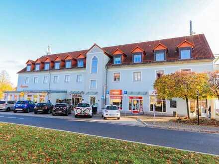 +++ Attraktive 1-Raum-Wohnung mit Süd-Balkon und Tiefgaragenstellplatz! +++