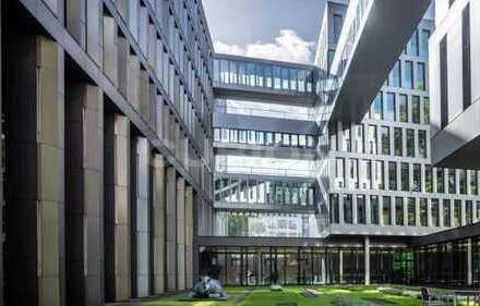 Exklusiv über CUBION: Modernste Büros nahe des HBF!