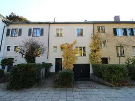 Saniertes Reihenhaus mit Terrasse und Garten am Böhmerwaldplatz!