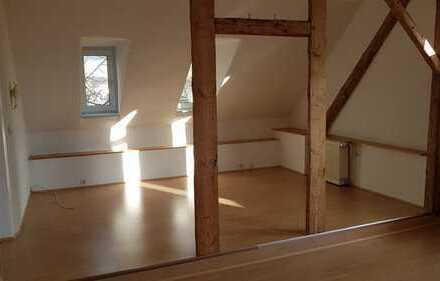 Helle, freundliche 5,5 Zimmer Dachgeschosswohnung