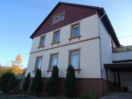 Ein-Zweifamilienhaus, teilw. renoviert in Kleinsteinhausen zum Sonderpreis!
